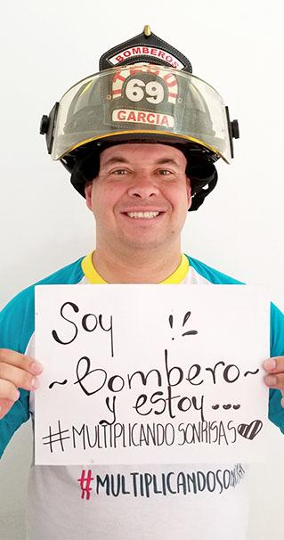 Andrés García - Trabajador Social